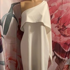 New white wedding dress or any event Large 14